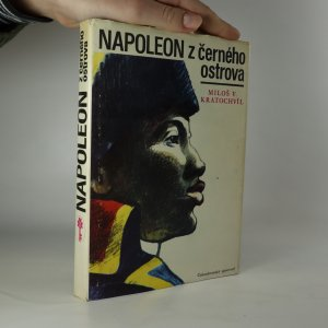 náhled knihy - Napoleon z černého ostrova