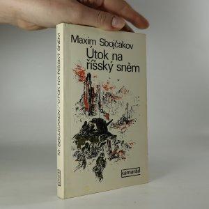 náhled knihy - Útok na říšský sněm