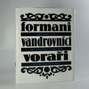 náhled knihy - Formani, vandrovníci, voraři