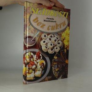 náhled knihy - Sladkosti bez cukru