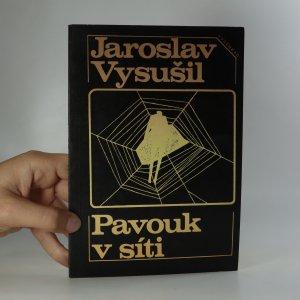 náhled knihy - Pavouk v síti