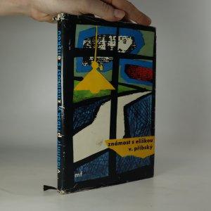 náhled knihy - Známost s Eliškou