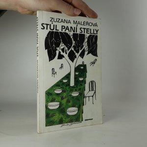 náhled knihy - Stůl paní Stelly