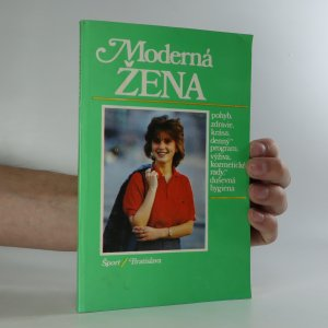 náhled knihy - Moderná žena