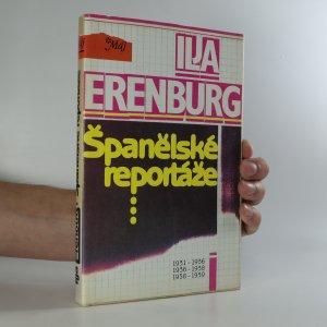 náhled knihy - Španělské reportáže
