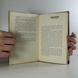 antikvární kniha Setba, 1965