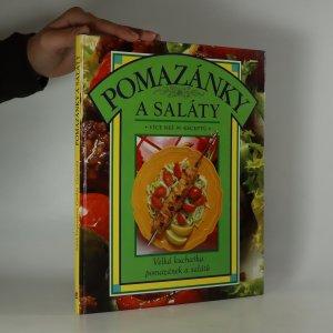 náhled knihy - Pomazánky a saláty. Více než 90 receptů