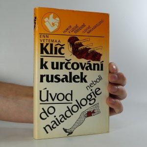 náhled knihy - Klíč k určování rusalek neboli Úvod do naiadologie