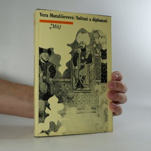 náhled knihy - Sultáni a diplomati