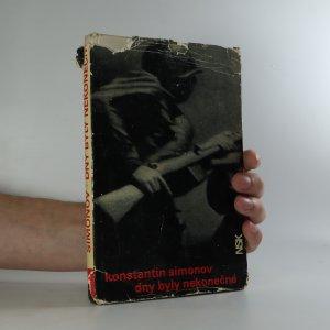 náhled knihy - Dny byly nekonečné. Z válečných deníků 1941-1945