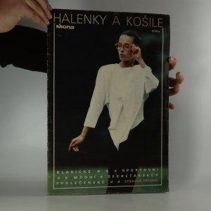 náhled knihy - Halenky a košile