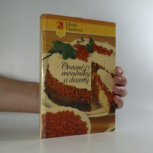 náhled knihy - Ovocné moučníky a dezerty