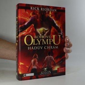 náhled knihy - Bohové Olympu. Hádův chrám