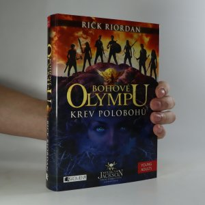 náhled knihy - Bohové Olympu. Krev polobohů