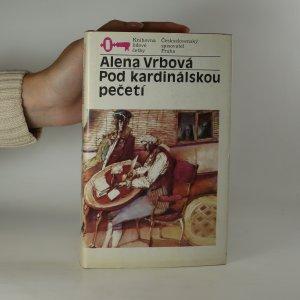 náhled knihy - Pod kardinálskou pečetí