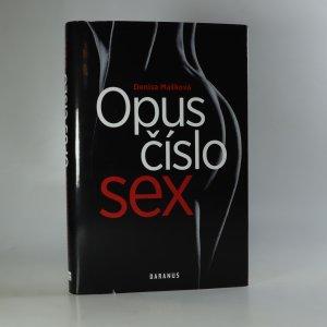 náhled knihy - Opus číslo sex