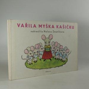 náhled knihy - Vařila myška kašičku