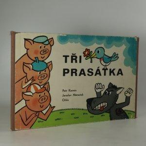 náhled knihy - Tři prasátka