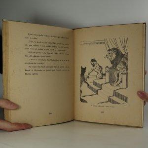 antikvární kniha Bajky o lišce Chytroušce a jiných zviřátkách, 1939