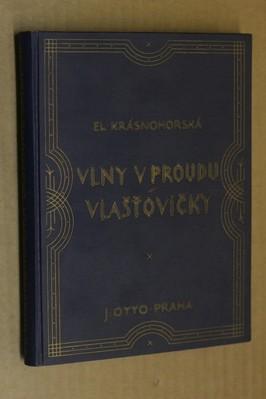 náhled knihy - Vlny v proudu : Vlaštovičky : básně