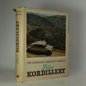 náhled knihy - Přes Kordillery