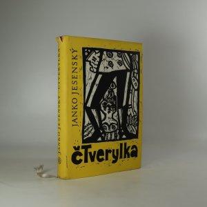 náhled knihy - Čtverylka a jiné povídky
