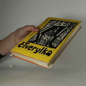 antikvární kniha Čtverylka a jiné povídky, 1960