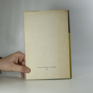 antikvární kniha Lidé pod horami, 1958