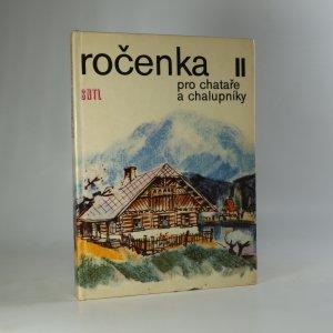 náhled knihy - Ročenka pro chataře a chalupníky II