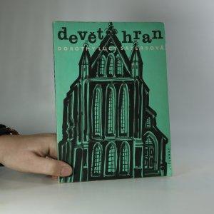 náhled knihy - Devět hran