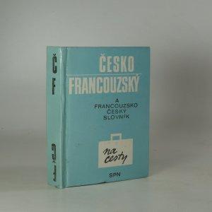 náhled knihy - Česko-francouzský slovník na cesty. Francouzsko-český slovník na cesty.