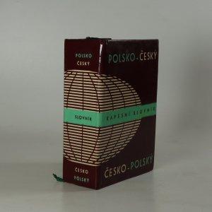 náhled knihy - Polsko-český, česko-polský kapesní slovník