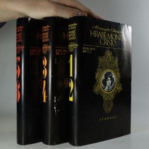 náhled knihy - Hrabě Monte Cristo (6 dílů ve třech svazcích, komplet)