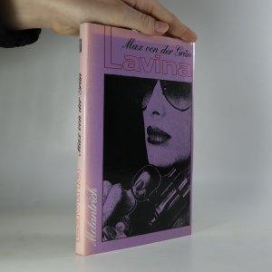 náhled knihy - Lavina