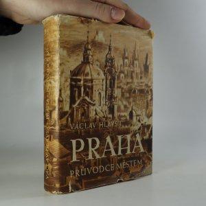 náhled knihy - Praha. Průvodce městem.