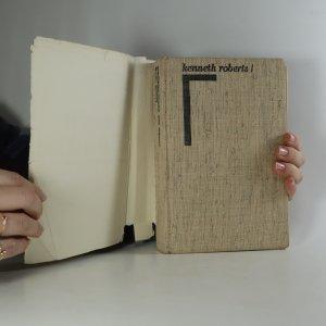 antikvární kniha Cesta na severozápad, 1971