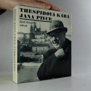náhled knihy - Thespidova kára Jana Pivce