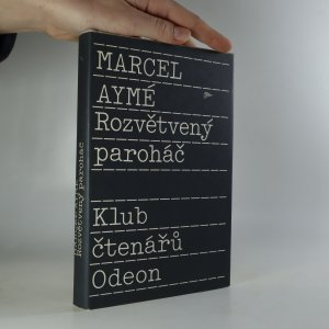 náhled knihy - Rozvětvený paroháč