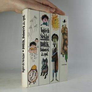 náhled knihy - Bořík, Bohoušek & spol.