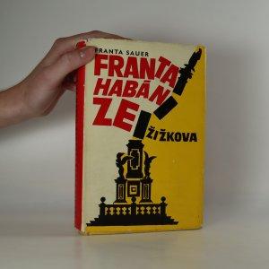 náhled knihy - Franta Habán ze Žižkova