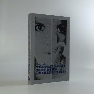 náhled knihy - 3x v roli detektiva Charles Paris