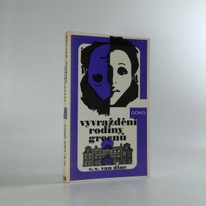 náhled knihy - Vyvraždění rodiny Greenů