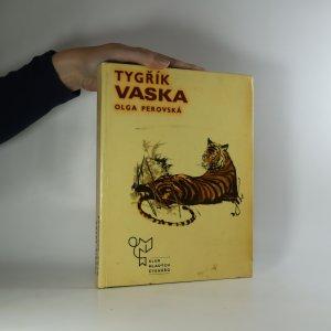 náhled knihy - Tygřík Vaska