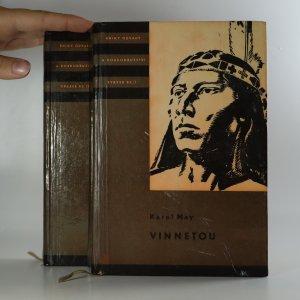 náhled knihy - Vinnetou. (1.-2. díl ve 2 svazcích).