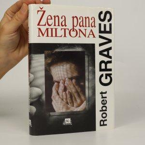 náhled knihy - Žena pana Miltona