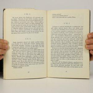 antikvární kniha Řím v plamenech, 1978