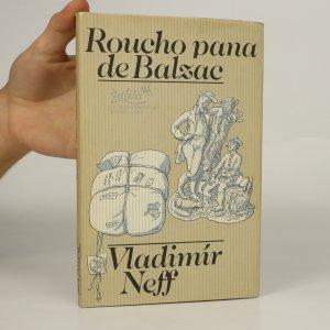 náhled knihy - Roucho pana de Balzac