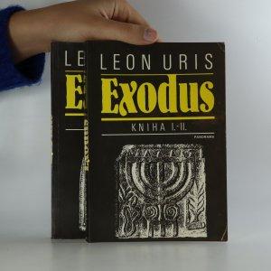 náhled knihy - Exodus. 1.-5. díl. (2 svazky).