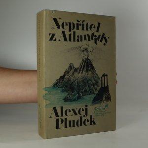 náhled knihy - Nepřítel z Atlantidy