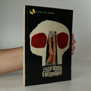náhled knihy - Vražda v Mezopotámii